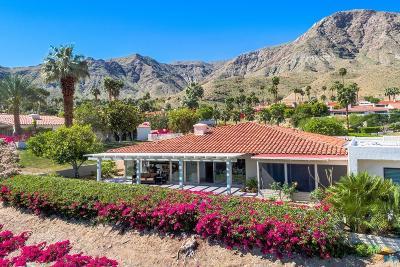 Rancho Mirage Condo/Townhouse For Sale: 70210 Camino Del Cerro