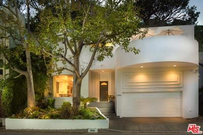 Beverly Hills Single Family Home For Sale: 1295 North Beverly Drive
