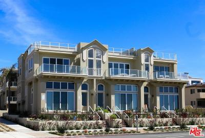 Redondo Beach Condo/Townhouse For Sale: 1600 Esplanade #A