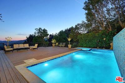 Beverly Hills Single Family Home For Sale: 3041 Hutton Drive