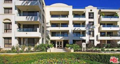 Santa Monica Condo/Townhouse Sold: 701 Ocean Avenue #301