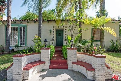 Single Family Home For Sale: 8566 Colgate Avenue