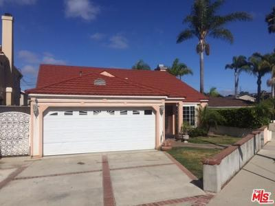 Redondo Beach Single Family Home For Sale: 2509 Ripley Avenue