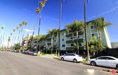 Los Angeles Rental For Rent: 538 South Manhattan Place #324