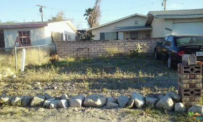 Desert Hot Springs Single Family Home For Sale: 66604 Flora Avenue