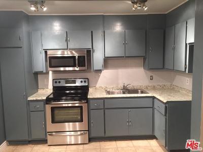 Inglewood Condo/Townhouse Sold: 512 Evergreen Street #207