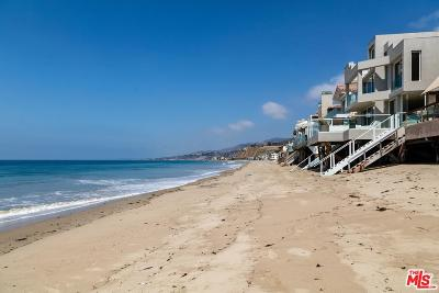 Malibu Single Family Home For Sale: 21314 Pacific Coast Highway