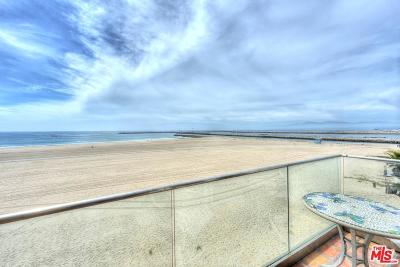 Playa Del Rey Condo/Townhouse Sold: 6309 Ocean Front #302