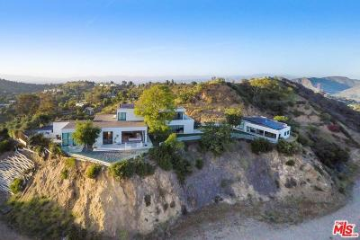 Sunset Strip - Hollywood Hills West (C03) Single Family Home For Sale: 2463 Solar Drive