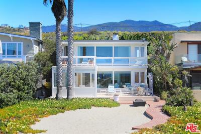 Malibu Rental For Rent: 31008 Broad Beach Road