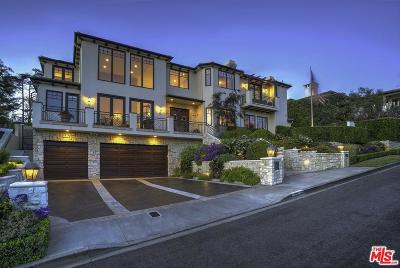 Manhattan Beach Single Family Home For Sale: 621 8th Street