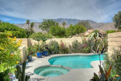 Palm Springs Condo/Townhouse For Sale: 2887 Sundance Circle