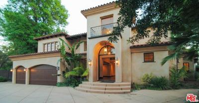 Encino CA Single Family Home Sold: $1,730,000