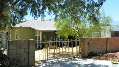 Desert Hot Springs Single Family Home For Sale: 66071 Buena Vista Avenue