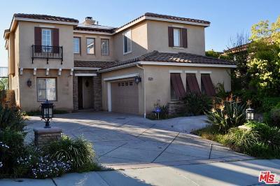 Stevenson Ranch Single Family Home For Sale: 25748 Hawthorne Place