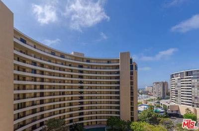 Marina Del Rey Condo/Townhouse Sold: 4337 Marina City Drive #847