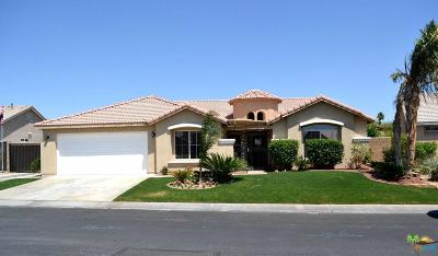 Indio Single Family Home For Sale: 40656 Aetna Springs Street
