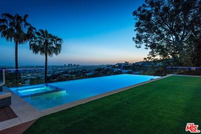 Sunset Strip - Hollywood Hills West (C03) Single Family Home For Sale: 8796 Hollywood Boulevard