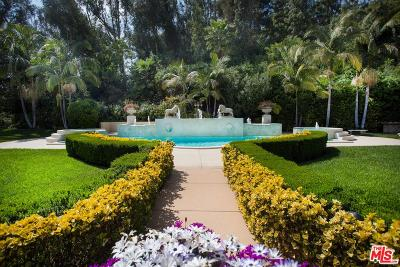Beverly Hills Single Family Home For Sale: 917 Loma Vista Drive