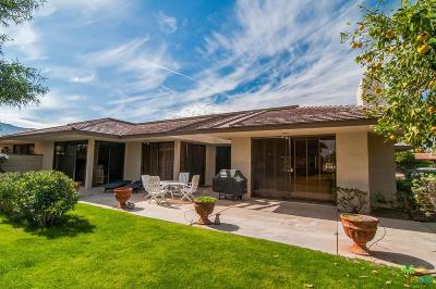 Rancho Mirage Single Family Home For Sale: 17 Cornell Drive