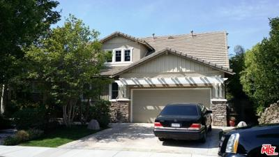 Valencia Single Family Home For Sale: 27035 Timberline Terrace
