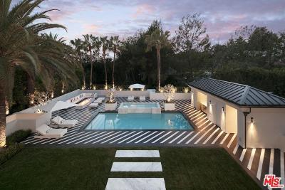Beverly Hills Single Family Home For Sale: 917 North Crescent Drive