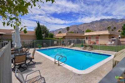 Palm Springs Condo/Townhouse For Sale: 821 East Vista Chino #1