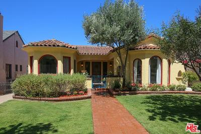 Glendale Single Family Home For Sale: 1131 North Howard Street