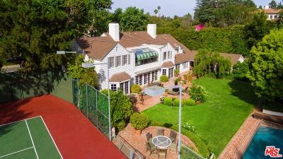 Beverly Hills Single Family Home For Sale: 1009 Laurel Way