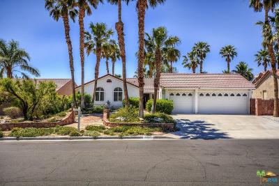 Desert Hot Springs Single Family Home For Sale: 9327 Oakmount Boulevard