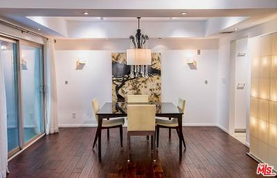 Beverly Hills Condo/Townhouse For Sale: 439 North Doheny Drive #205
