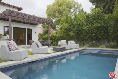 Single Family Home For Sale: 534 North Sierra Bonita Avenue