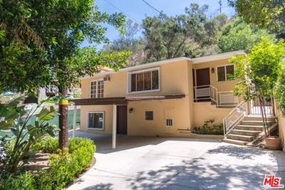Los Angeles County Single Family Home For Sale: 8876 Wonderland Avenue