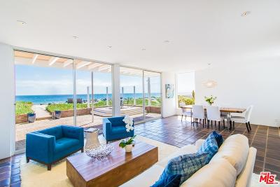 Malibu Single Family Home For Sale: 31324 Broad Beach Road