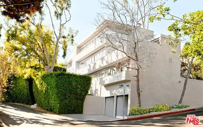 Sunset Strip - Hollywood Hills West (C03) Single Family Home For Sale: 1237 Hilldale Avenue