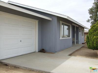 Yucca Valley Single Family Home For Sale: 3696 Ruidosa Avenue