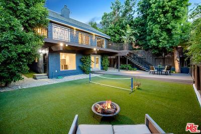 Studio City Single Family Home For Sale: 11257 Sunshine Terrace