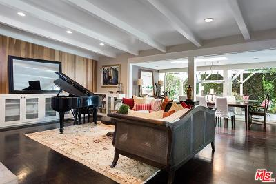 Los Angeles Single Family Home For Sale: 2550 Mandeville Canyon Road