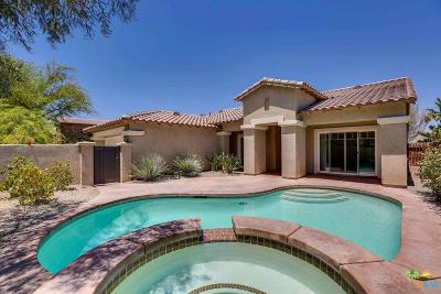 Palm Springs Single Family Home For Sale: 1222 Palmas Ridge