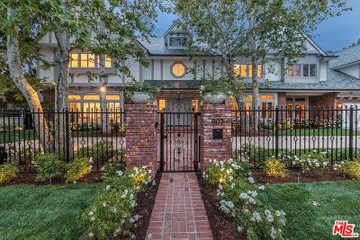 Beverly Hills Single Family Home For Sale: 807 North Crescent Drive