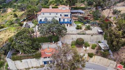 Pacific Palisades Single Family Home For Sale: 17520 Revello Drive