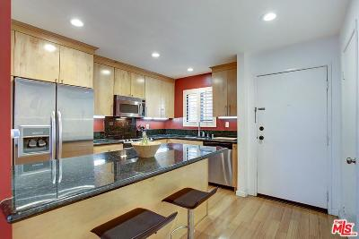 Hollywood Condo/Townhouse Sold: 1900 Vine Street #216