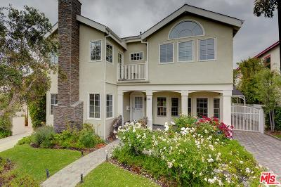 Cheviot Hills/Rancho Park (C08) Single Family Home For Sale: 10561 Dunleer Drive