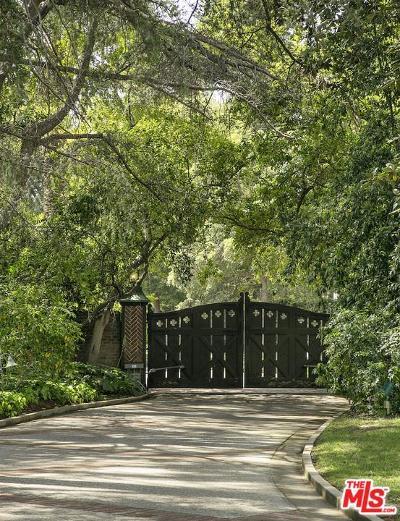 Los Angeles Single Family Home For Sale: 2 Oakmont Drive
