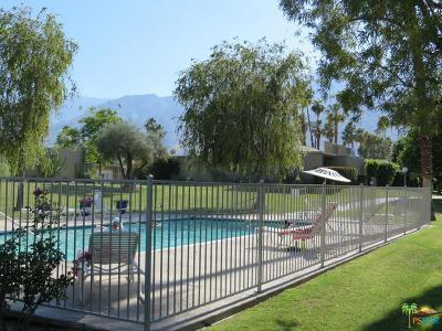 Palm Springs Condo/Townhouse For Sale: 1602 South Cerritos Drive #A