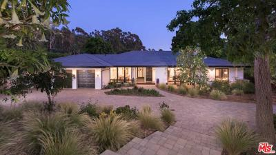 Malibu Single Family Home For Sale: 23146 Mariposa De Oro Street