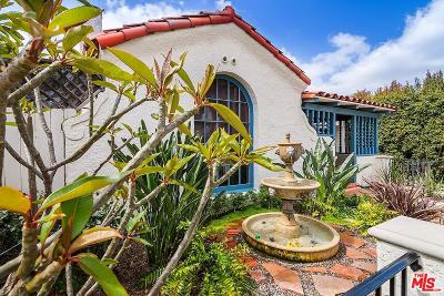 Single Family Home For Sale: 8168 Clinton Street