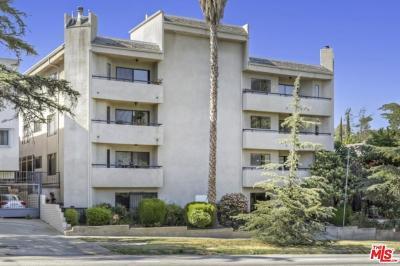 Los Angeles Condo/Townhouse For Sale: 3663 Los Feliz #9