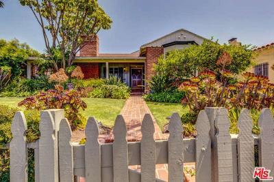 Single Family Home For Sale: 1160 Alvira Street