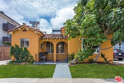 Single Family Home For Sale: 8414 West 1st Street
